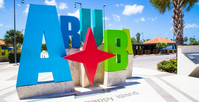aruba plaza