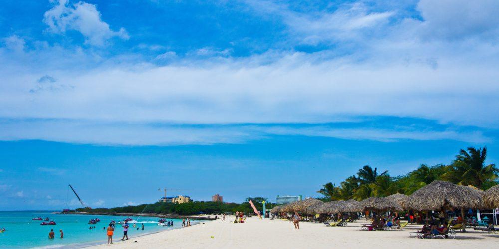 De beste stranden van Aruba