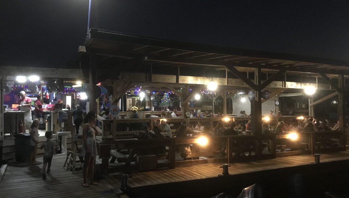 Uit eten gaan op Aruba